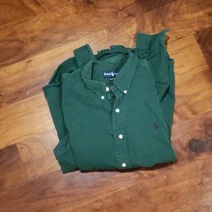 Ralph Lauren XL classic fit long sleeve
